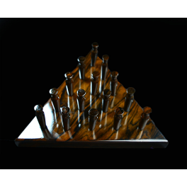 Peg Solitaire Triangular