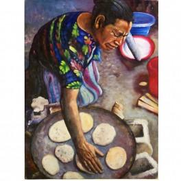 Papo: Maya Woman