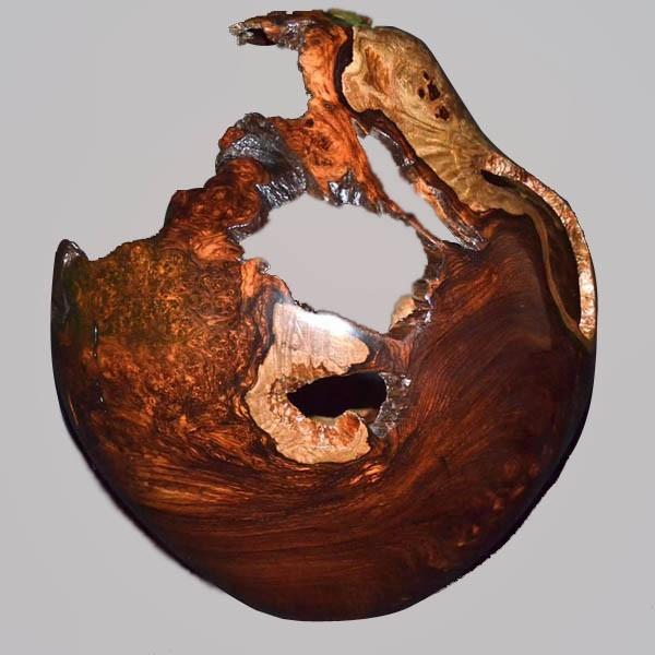 Exotic Rosewood Burl