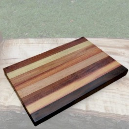 12 inch Wooden Cutting Board- Medium