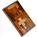 Rectangular Wood Puzzle