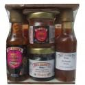Hot Mama's Sauce Set