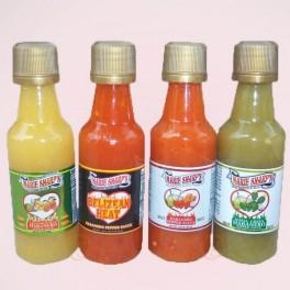 Marie Sharp's Sauce Set
