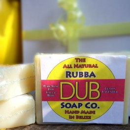 Rubba Dub Soap - Lemon Lavender