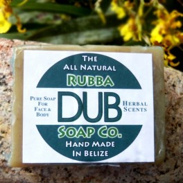 Rubba Dub Soap - Herbal Scents