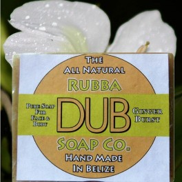 Rubba Dub Soap- Ginger Burst