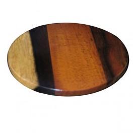 Wooden Coaster - Round