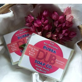 Rubba Dub Soap- Soothing Scents