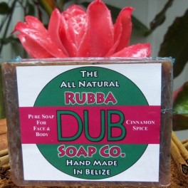 Rubba Dub Soap - Cinnamon Spice