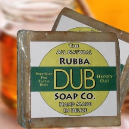 Rubba Dub Soap - Honey Oat