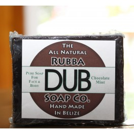Rubba Dub Soap - Chocolate Mint
