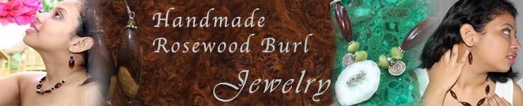 Rosewood Burl